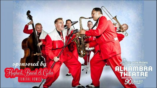 Live at the Alhambra: The Jive Aces