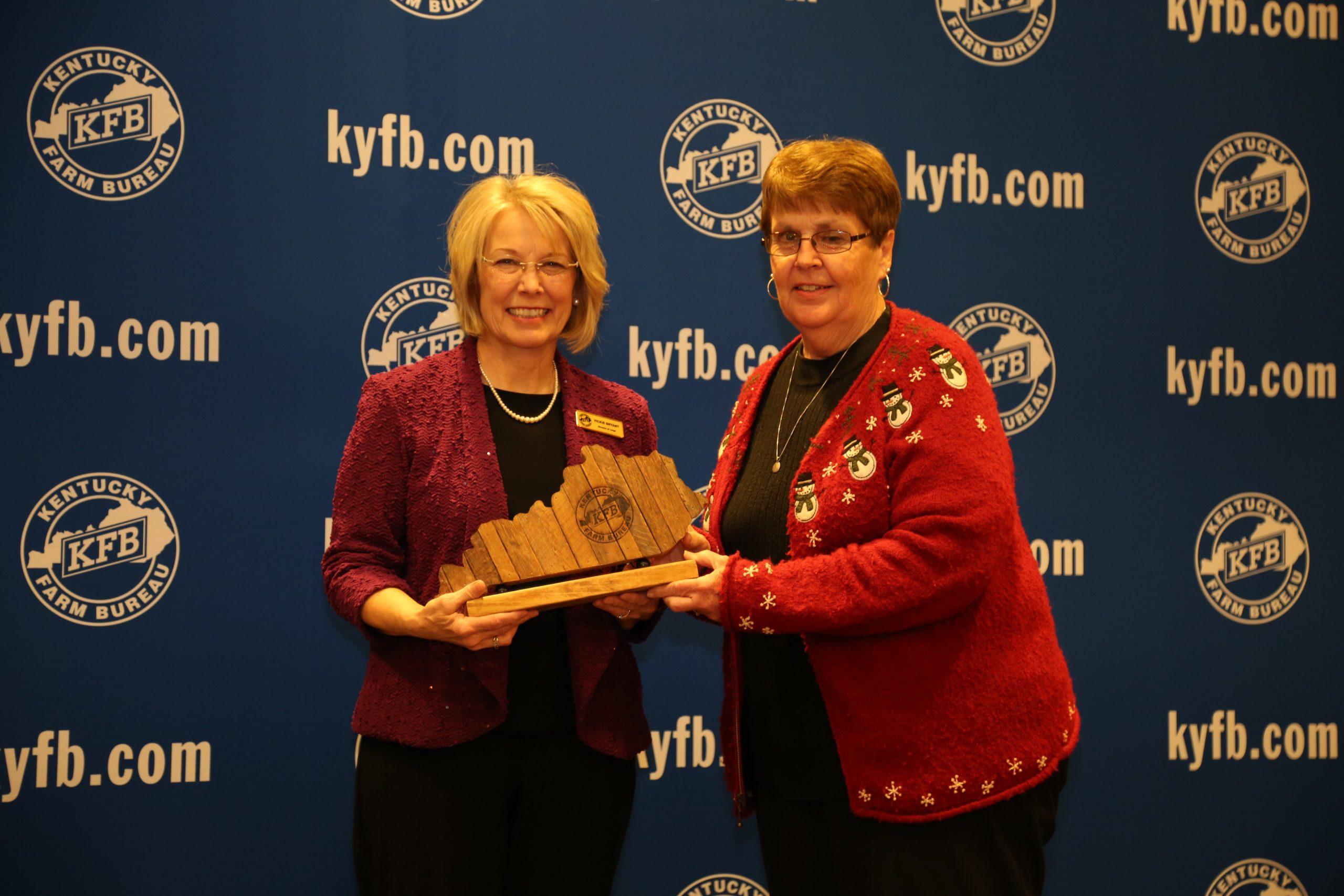 Christian Co. Farm Bureau receives award