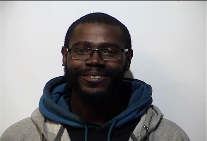 Man sought on warrant arrested after pursuit