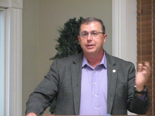Alexander reelected Trigg County Judge-Executive