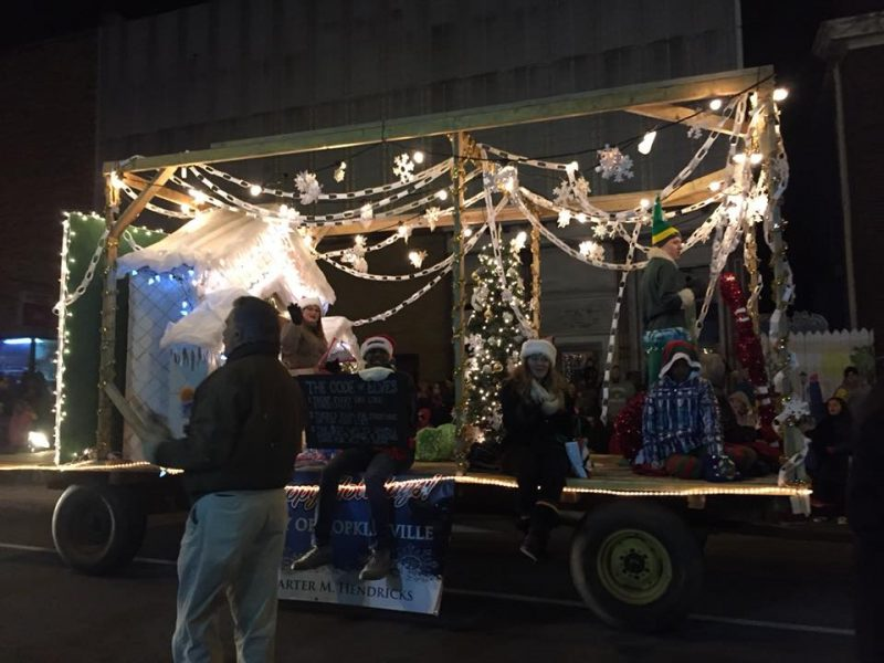 Deadline extended to enter Hopkinsville Christmas parade