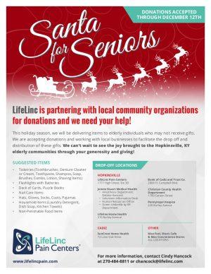 Santa for Seniors