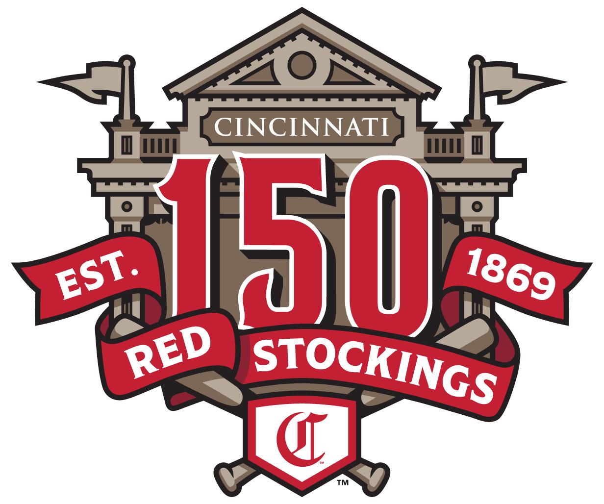 Reds unveil 150th anniversary logo