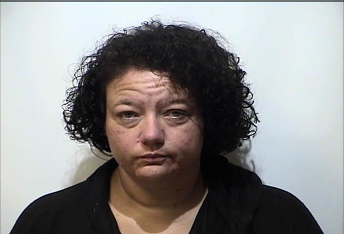 Local woman arrested for felony credit card fraud