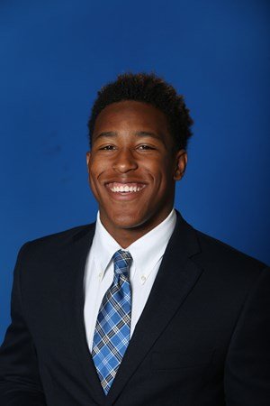 UK running back Snell talks about his future