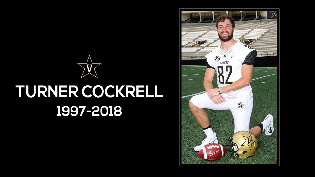 Vandy tight end Cockrell succumbs to cancer