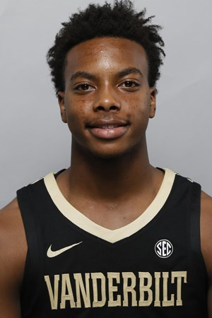 Vandy guard Garland out for rest of basketball season