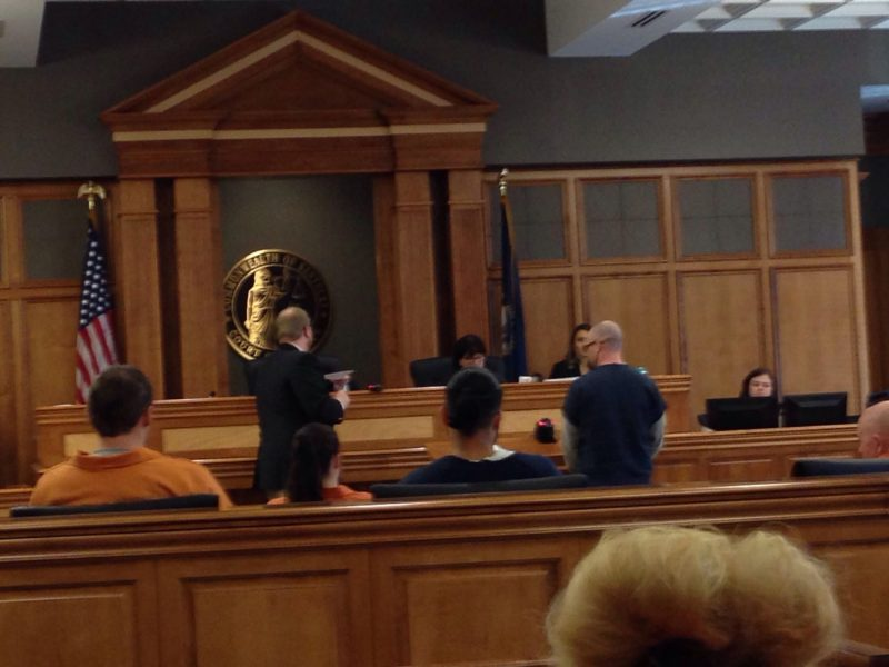 Todd Co. murder suspects back in court for arraignment