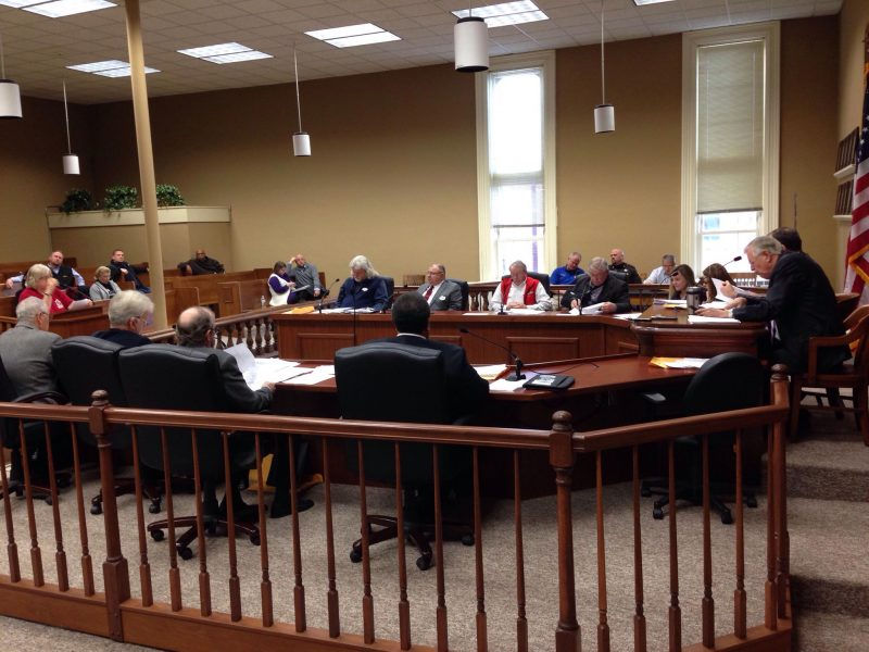 Fiscal Court talks Bruce Center expansion, new transit bus stop shelter