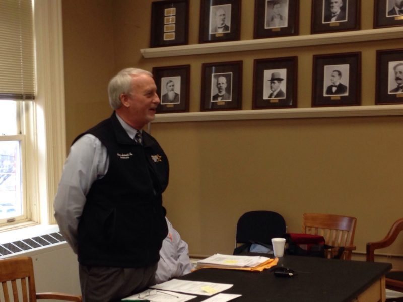 Sheriff, magistrates say goodbye at final fiscal court meeting of year