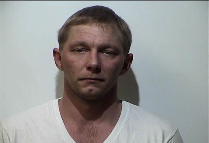 Crofton man served with burglary warrant