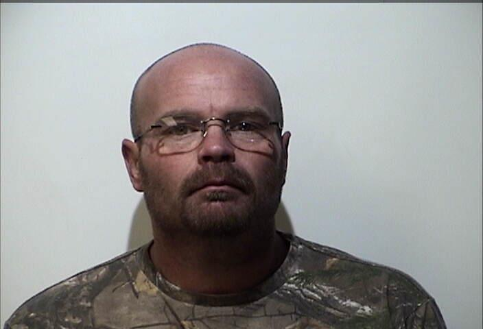 CCSO arrests man on meth, burglary charges