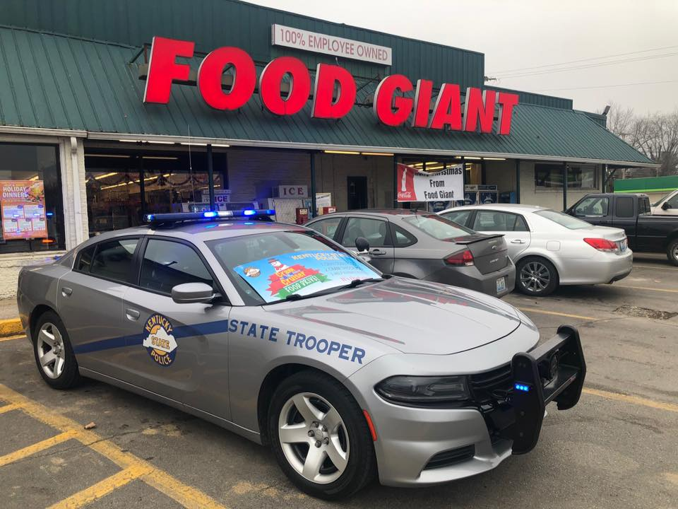 Elkton Cram the Cruiser collection brings in 2,700 lbs. of food