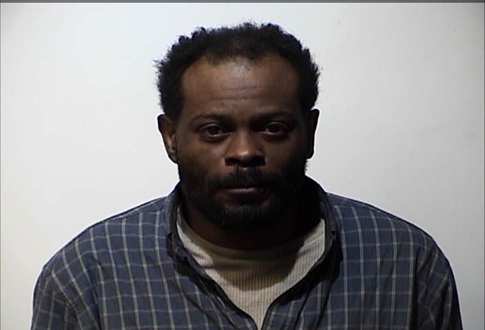 Man arrested for theft, assault