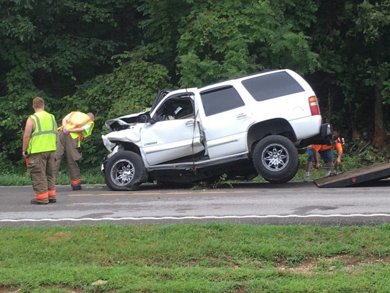 Updated: Man killed in accident at Princeton Road and KY 1026 | WHOP