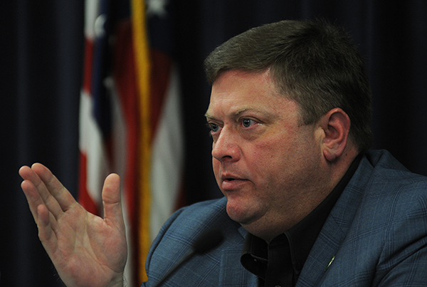 County jail challenges discussed by General Assembly interim