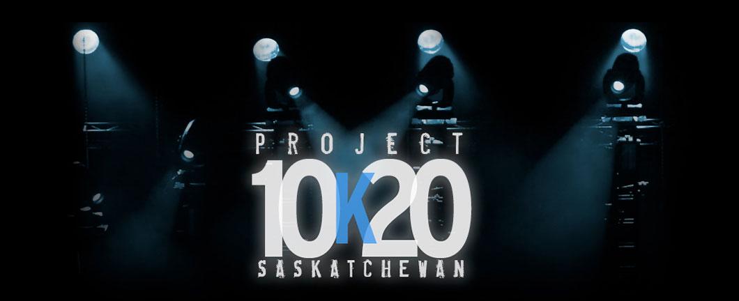 Project 10K20 Saskatchewan