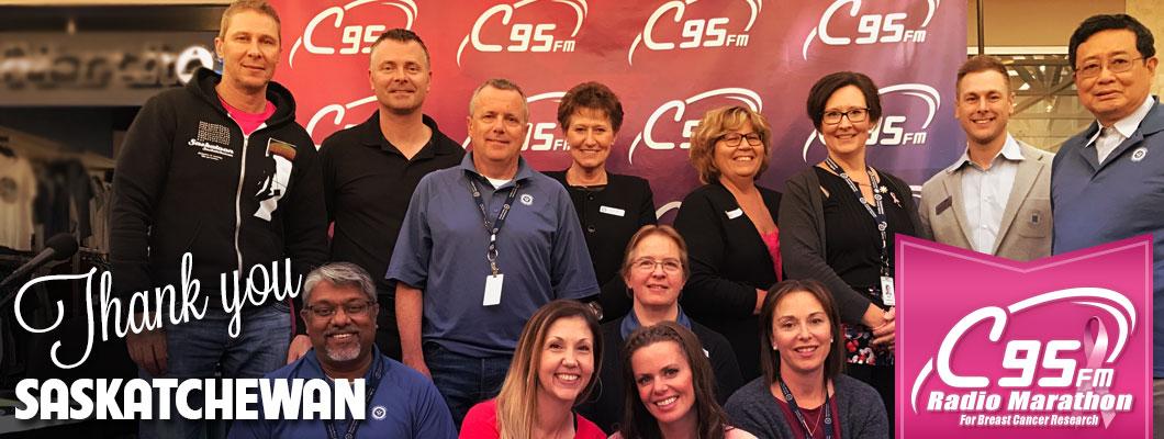 C95's Radio Marathon