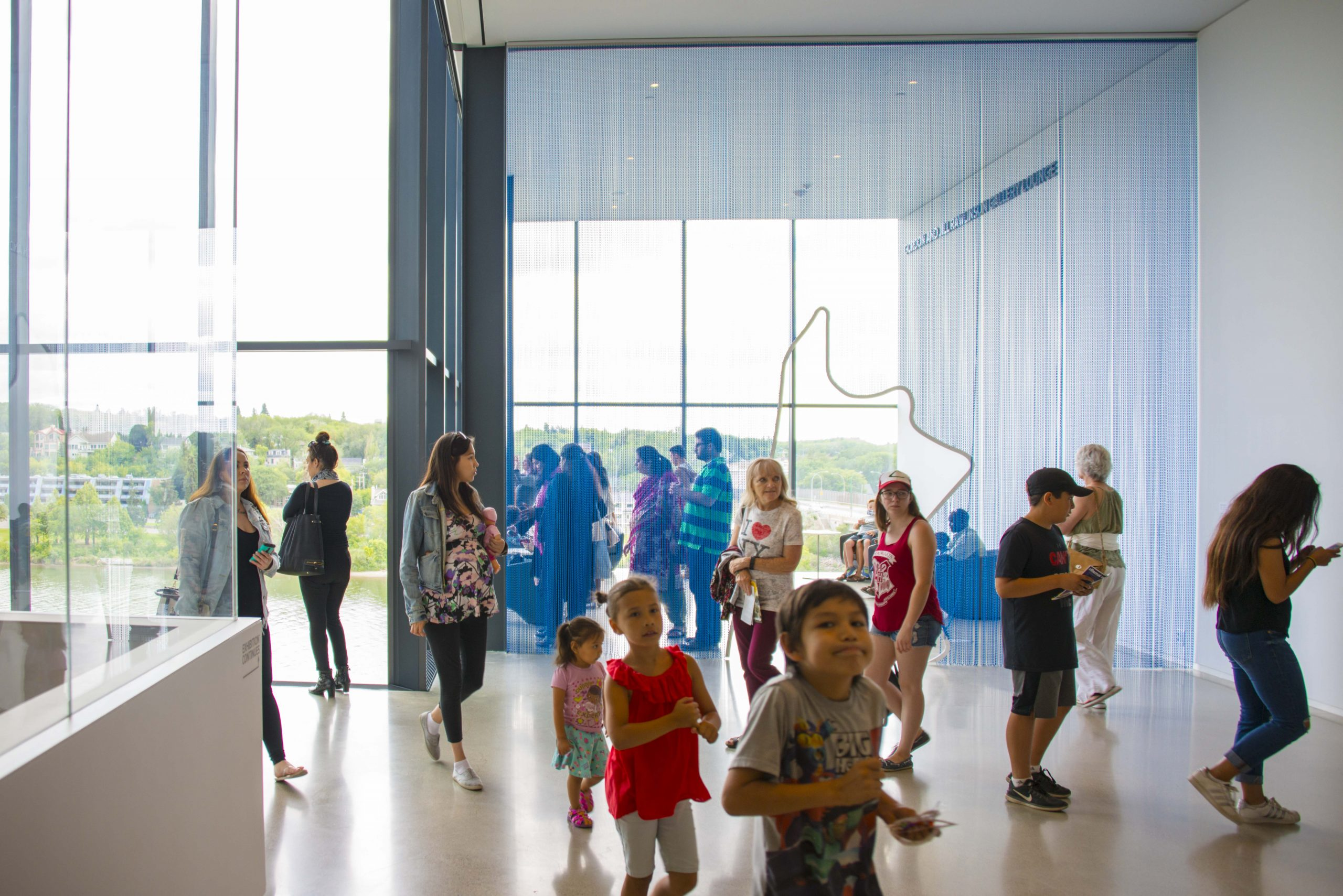 Rawlco Radio Welcomes over 2,900 Visitors to Free Admission Day at Remai Modern