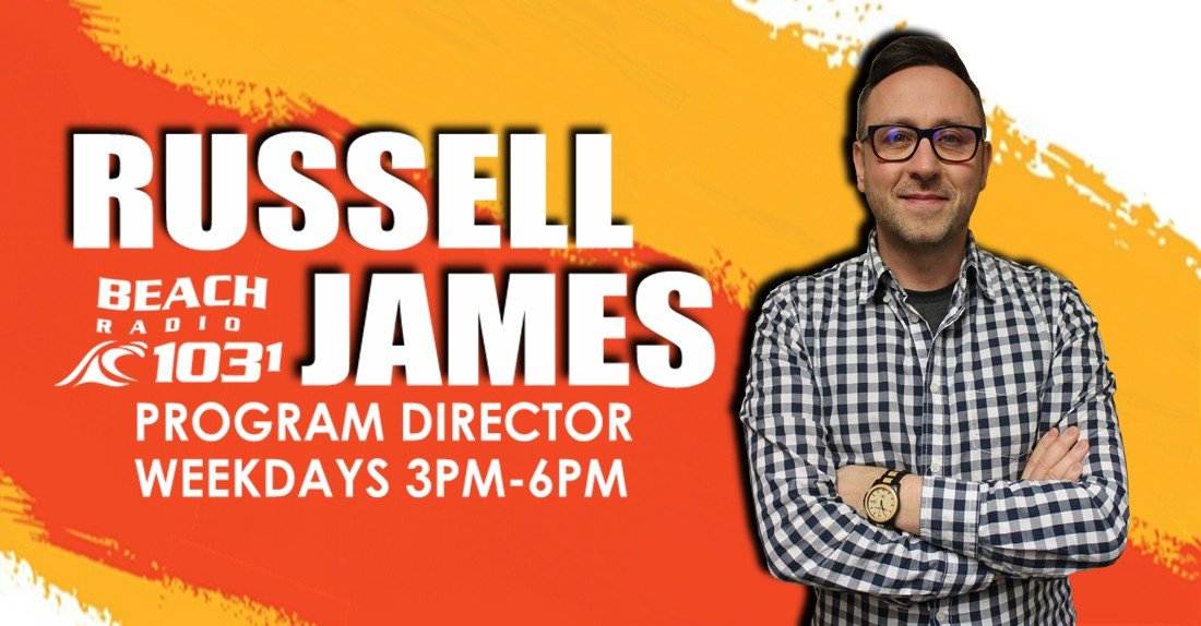 Afternoons with Russell James