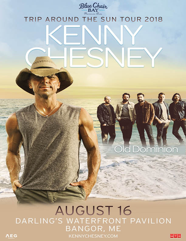 Win Tickets To Kenny Chesney | New Country 92 3