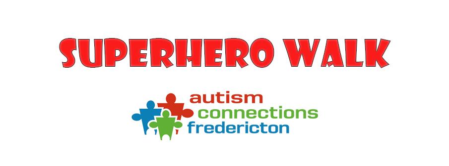 Superhero Walk for Autism