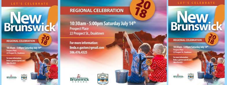 NB Regional Celebrations
