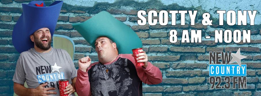 Scotty & Tony