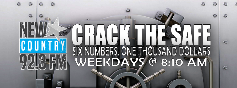 Feature: https://www.newcountry923.com/crack-the-safe/