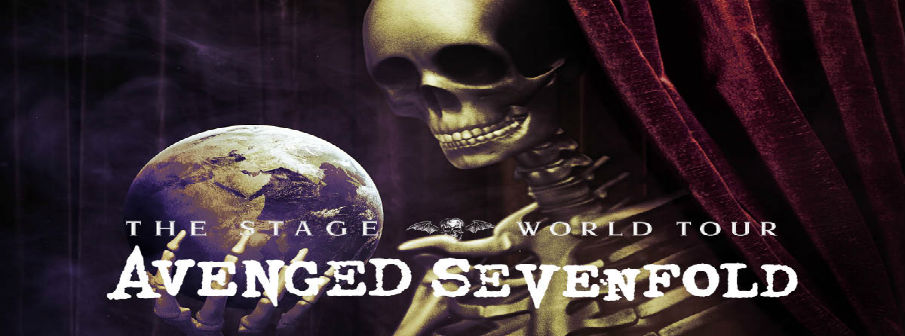 Heavy Montreal presents – Avenged Sevenfold