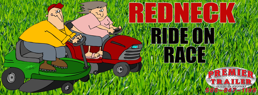Redneck Ride On Race