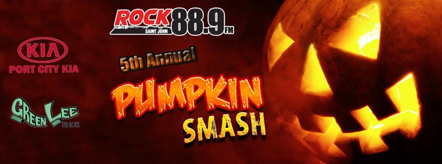 5th Annual Pumpkin Smash