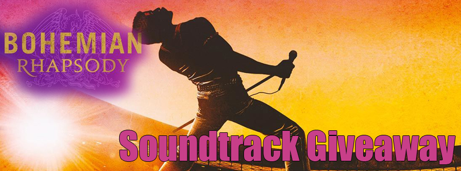 Bohemian Rhapsody Soundtrack Giveaway