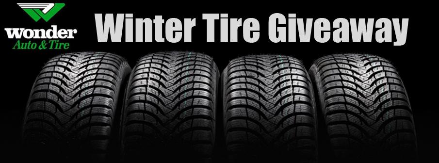 Wonder Tire Giveaway