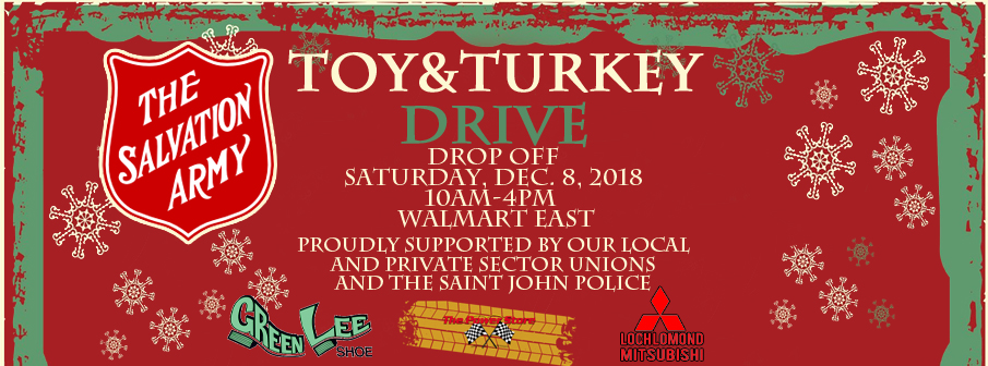 Toy and Turkey Drive