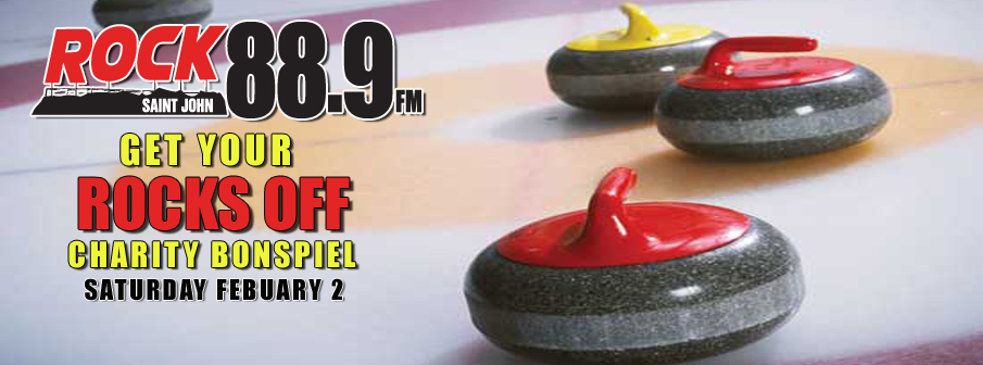 5th Annual 'Get Your Rocks Off' Charity Bonspiel