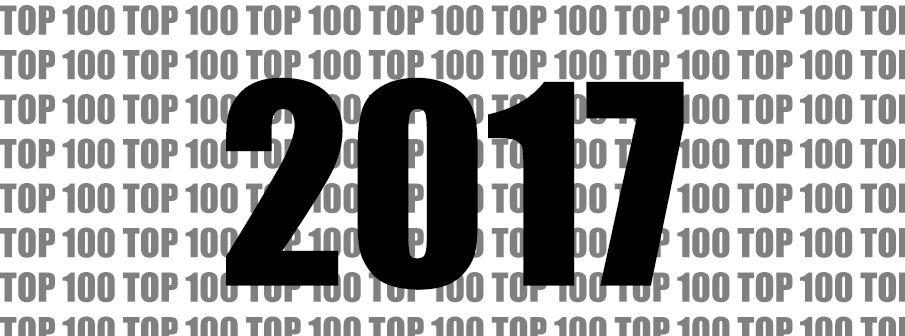 Top 100 Songs of 2017