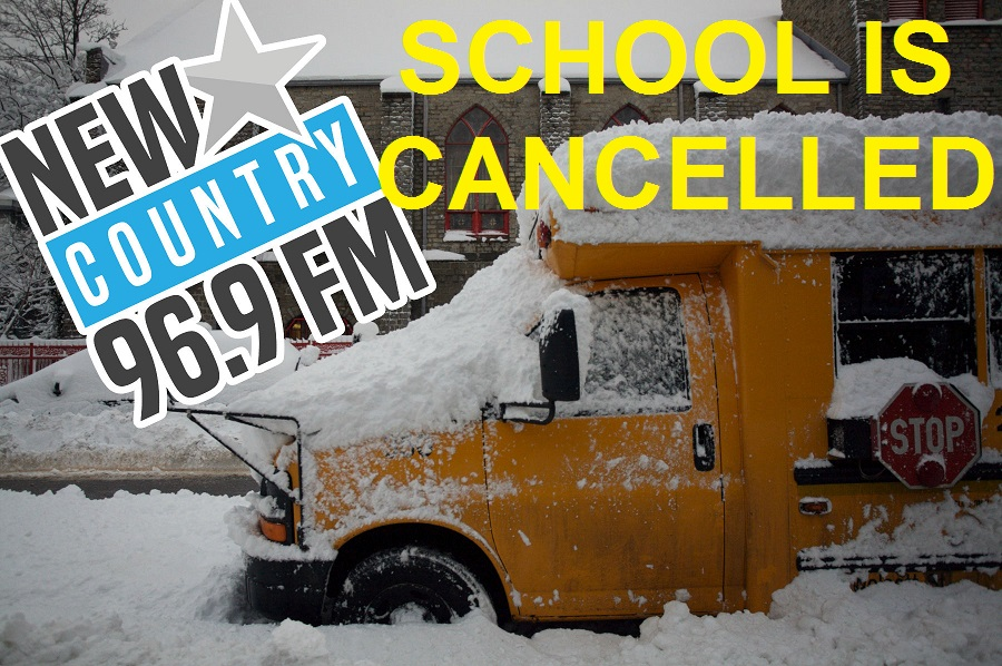 #WhatsTrending - Wednesday, February 21st - SCHOOL CANCELLED / VERY ICY ROAD CONDITIONS / Sun & clouds and +14 by this afternoon!