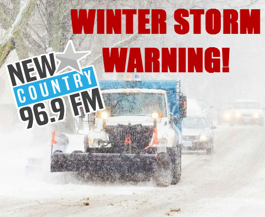 #WhatsTrending - Tuesday, March 13th - ***WINTER STORM WARNING IN EFFECT FOR GREATER MONCTON*** Up to 35 cms of snow and high winds late this afternoon through tomorrow afternoon.