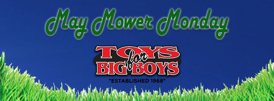 May Mower Monday
