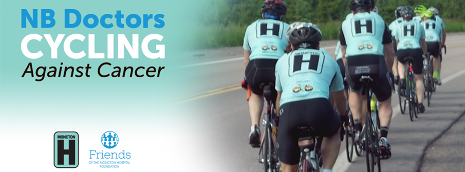 NB Docs Cycling Against Cancer