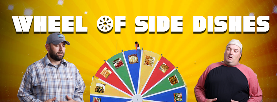 Wheel of Side Dishes