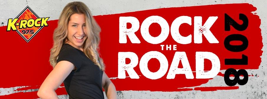 Feature: http://krockrocks.com/rock-the-road-2018/