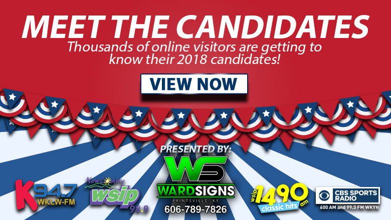 Feature: http://www.wklw.com/meet-the-candidates/