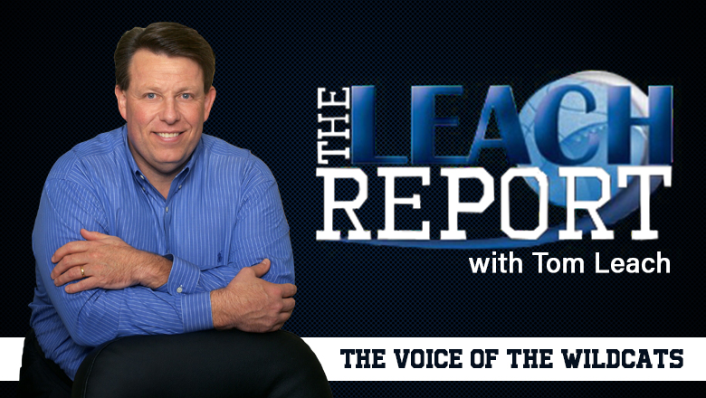 The Leach Report with Tom Leach
