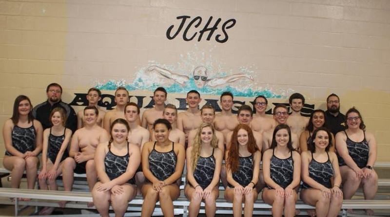 H.S. Regional Swimming