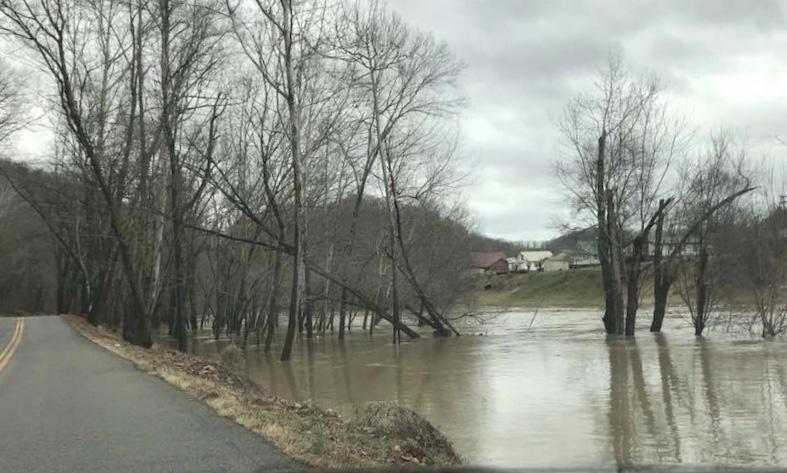 Flood Advisory Through Monday Evening