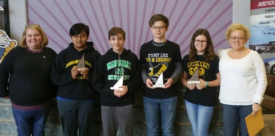 MathCounts Teams Heading to State