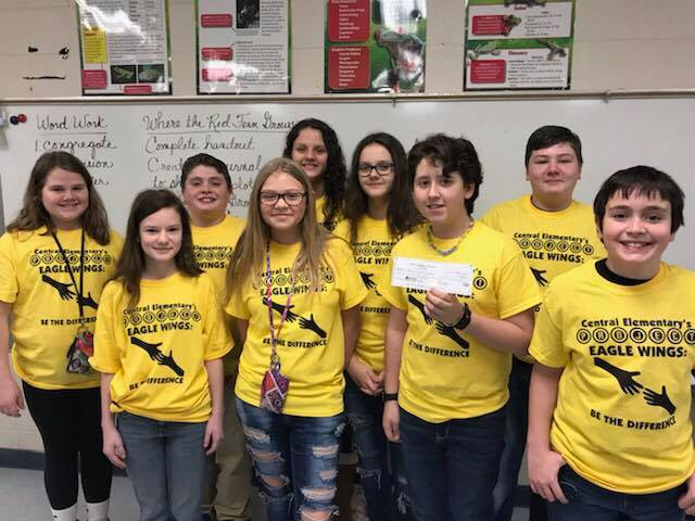 CES Students Making a Difference