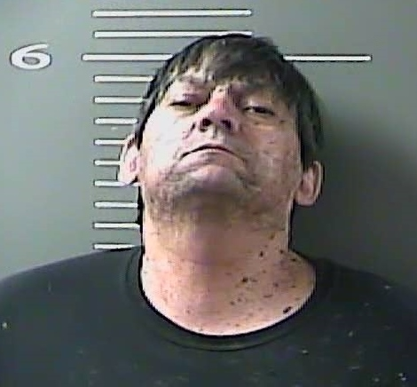 Paroled Magoffin Man Back in Jail
